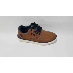 T.128.2 ZAPATOS SPORT CAMEL...